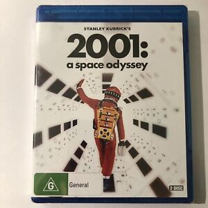 2001 A Space Odyssey Blu-ray Special Edition - New & Sealed