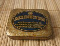 Schöne alte Blechdose Risinetten, vintage, Dose, Sammlerdose