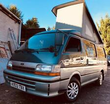 Toyota HIACE 4 BERTH POP TOP CRUISING CABIN CONVERTED BY TOYOTA AUTO 2.8 DIESEL