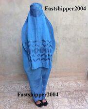 Afghanistán BONITO burka burka Hijab Niqab chadur abaya musulmán Mujer 'Vestido