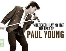 Paul Young - Wherever I Leave My Hat: The Best Of [New CD] UK - Import