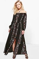 Vestiti da donna neri floreale Taglia 38