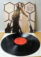 A TASTE OF HONEY VINYL LP SELF TITLED CAPITOL ST-11754 1st PRESS 1978 VG+/VG+