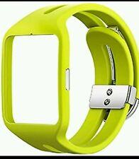 New Sony SmartWatch 3 SWR50 wrist band (lime) SONY SWR510-G