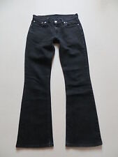 Levi's® 529 Bootcut Jeans Hose, W 29 /L 32, Schwarz ! Black Stretch Denim, RAR !
