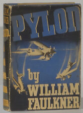 William Faulkner airport novel Pylon 1935 first edition Smith & Haas