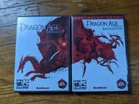 Dragon Age Origins + Awakening Expansion PC DVD-ROM BioWare EA Game