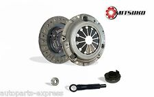 CLUTCH KIT SET MITSUKO FOR 90-91 HONDA CIVIC Si CRX HF GAS SOHC EXCEPT 4WD WAGON
