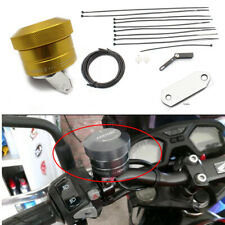 Motorcycle Chain Oiler Lubrication System Fluid Reservoir Oil Tank Cup