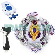 Beyblade B-110 BLOODY LONGINUS.13.JI burst Z+Left-Launcher+B-40 Warrior Grip NEW
