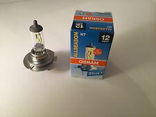 2 x OSRAM H7 12V 55W ALLSEASON LAMPE LAMPEN 64210ALL GELB ALL SEASON GERMANY