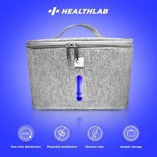 Medical Grade UV-C Light Sanitizer Bag Sterilizer LED  Disinfection Portable Box
