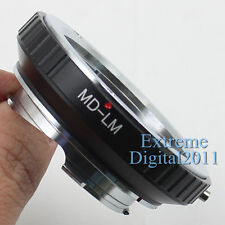 MD-LM for Minolta MD Mount Lens to Leica M9 M8 M7 M6 M5 TECHART LM-EA7 Adapter