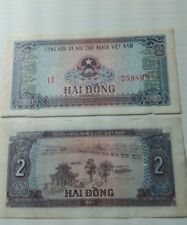 Vietnam 2 dong 1980 circolate