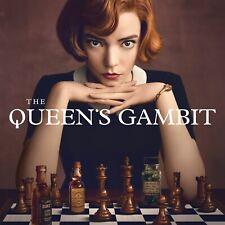 THE QUEEN'S GAMBIT Mini-Series (2020) DVD TV Series 2 Discs