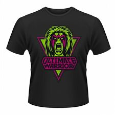 WWE Ultimate Warrior New Officially Licensed Various Sizes T- Shirt