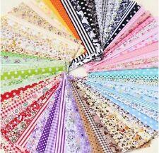 50pieces 10cmx10cm tissu stash tissu coton charm lot tissu patchwork couette