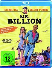 Mr. Billion [Blu-ray] Terence Hill, Jackie Gleason, Slim Pickens  * NEU & OVP *