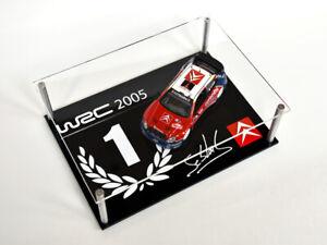 Miniature Citroën XSARA WRC (2005) - Loeb 1/43