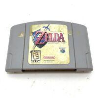 Legend of Zelda: Ocarina of Time (N64 Nintendo 64, 1998)