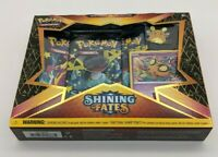 Pokémon TCG: Shining Fates Mad Party Pin Collection - Dedenne