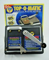 Top-O-Matic - Cigarette Making Machine (King Size or 100mm) Tobacco Injector