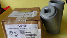 "NEW Appleton EYSF250 Conduit Seal Malleable Iron 2-1/2"" Class I Div I Hazardous"