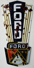 Ford Jubilee Die-Cut Plasma Cut Metal Sign 44""
