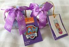 2x Girls Paw Patrol Christmas Bauble Decorations With Socks ~Stocking Filler 6-8