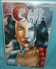 Shi Sempo Preview Edition 1st Print Avatar Comic Fine Condition