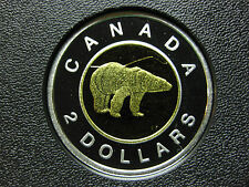 2012 Canadian Silver Proof Toonie ($2.00)