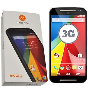 New Motorola Moto G 2nd Gen XT1068 2014 Dual-SIM 8GB Factory Unlocked 3G GSM OEM