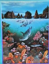 1989 MB Seascapes ~ Sea Garden at Point of Arches ~ 750 Piece Puzzle ~ New