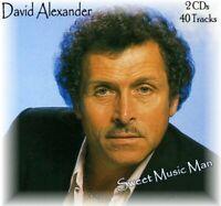 David Alexander - Sweet Music Man [CD]