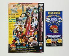 Freizeitpark - Fantasy Island - Prospektmaterial - 2001