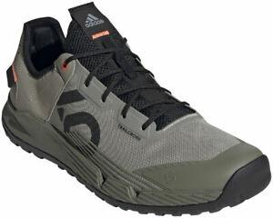 Five Ten Trailcross LT Flat Shoes   Feather Grey / Core Black / Signal Coral   8