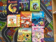 6 Babybücher/Kleinkinderbücher