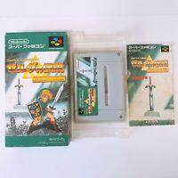 The Legend of Zelda Densetsu Triforce Nintendo Super Famicom SFC SNES Japan game