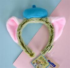 New Japan Duffy Friend Gelatoni Cat Headband Ear Headband Costume Party Gift