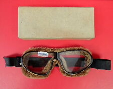 RESISTAL SEYMOUR DEV FLYING GOGGLES- MINT IN THE BOX