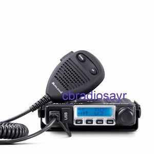 Midland M-Mini USB AM/FM Multimedia CB 12 Volt CB Radio