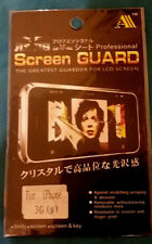 Iphone 3g (s) screen guard/ protector for LCD screen  new