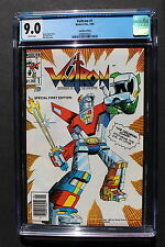 VOLTRON Defender of Universe #1 Modern 1985 Netflix TV Canadian VARIANT CGC 9.0