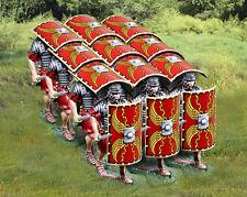 THE COLLECTORS SHOWCASE ROME 43AD 8 PIECE ROMAN TESTUDO SET MB
