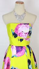 Windsor USA Grand Formal Prom Evening Junior Dress Cocktail Size 5 Lime $180