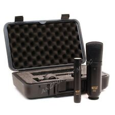 MXL 440/441 Microphone Vocal/Instrumental Recording Ensemble with Case