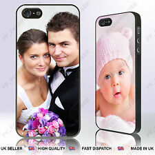 PERSONALISED PHOTO PICTURE OR COLLAGE PHONE CASE COVER FOR APPLE IPHONE SAMSUNG