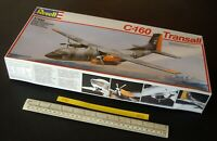 Vintage 1980s Revell Germany C-160 Transall German & French Transport 1:100