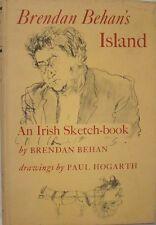 BRENDAN BEHAN'S ISLAND: AN IRISH SKETCH-BOOK - BRENDAN BEHAN