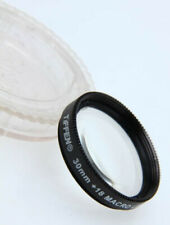Tiffen 30mm threaded +18 Macro optical glass filter 382952